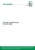 BF Merkblatt Leitfaden zur Glasbemessung nach DIN 18008