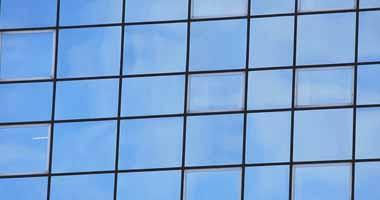 Glas am Bau: Fassaden