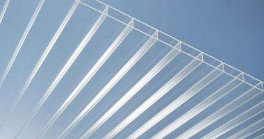 Plexiglasmuster Stegplatten
