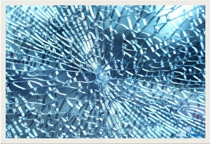 Weniger Verletzungsrisiko mit Sicherheitsglas