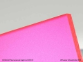 PLEXIGLAS® fluoreszierend bright red 3C02 DC