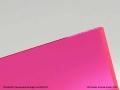 PLEXIGLAS® fluoreszierend bright red 3C02 GT
