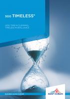Broschüre Timeless