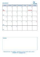 GLASSCHMID Kalender 2018