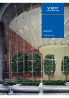 Broschüre AMIRAN® Entspiegeltes Glas